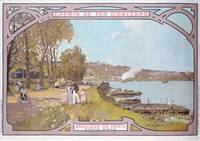 Poster advertising the attractions of a visit to t