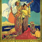 """Poster advertising the"
