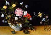 Still Life of Flowers