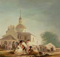 The Hermitage of San Isidro, Madrid, 1788