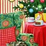 """""""Christmas Tea"""" by fineartmasters"""
