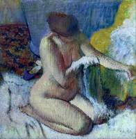 After the Bath, 1895