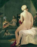 The Little Bather in the Harem, 1828