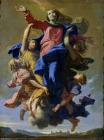 The Assumption of the Virgin, 1649 50