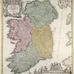 """Map of Ireland"" by fineartmasters"