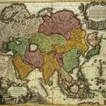 """Map of Asia, Nuremberg, c.1730"" by fineartmasters"