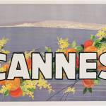 """Advertisement for Cannes, printed by Draeger, 1930"" by fineartmasters"