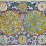"""Celestial Map of the Planets"" by fineartmasters"