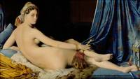 The Grande Odalisque, 1814
