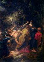 The Arrest of Christ in the Gardens, c.1628 30
