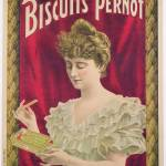 """Poster advertising Pernot biscuits, c.1902"" by fineartmasters"
