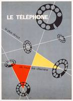 Advertisement for the telephone, c.1937