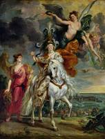 The Medici Cycle: The Triumph of Juliers, 1st Sept