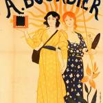 """Advertisement for Bourdier cameras"" by fineartmasters"