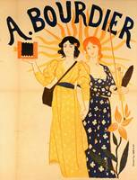 Advertisement for Bourdier cameras