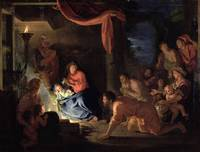 Adoration of the Shepherds, 1689