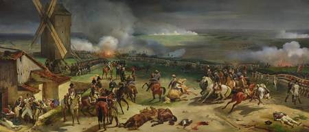 Battle of Valmy, 20th September 1792, 1835