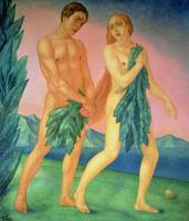 The Expulsion from Paradise, 1911