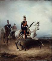 Frederick III Wilhelm on the Bornstedter Field, 18