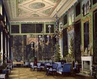 The Chinese Room in the Great Palais in Tsarskoye