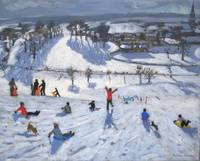 Winter Fun, Chatsworth, 2010
