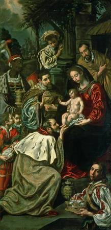 The Adoration of the Magi, 1620