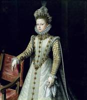 The Infanta Isabel Clara Eugenie