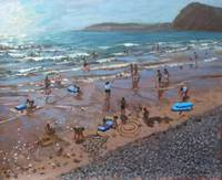 Circles in the Sand, Sidmouth, 2007