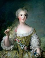 Portrait of Madame Sophie