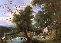 The Garden of Eden, 1659