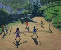 Badminton, Coonoor, India