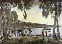 The Founding of Australia by Capt. Arthur Phillip,
