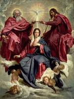 Coronation of the Virgin, c.1641-42