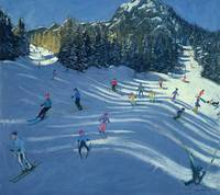 Two Ski-Slopes, 2004