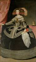 Queen Maria Anna of Austria