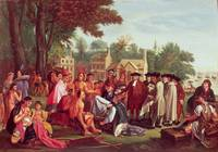 William Penn's Treaty with the Indians in 1683