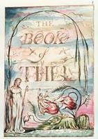 The Book of Thel; Title Page, 1789