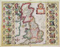 Britain As It Was Devided In The Tyme of the Engli