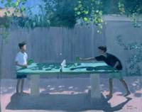 Table Tennis, France, 1996