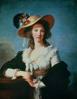 Portrait of the Duchess of Polignac