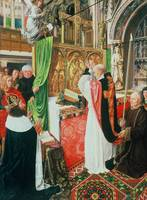 The Mass of St. Giles, c.1500