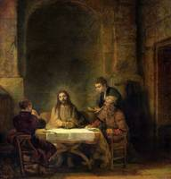 The Supper at Emmaus, 1648