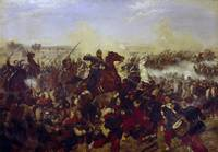 The Battle of Mars de la Tour on the 16th August 1