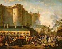 The Taking of the Bastille, 14 July 1789