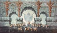 Muehleborn's Water Palace, set design for a produ