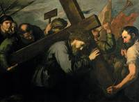 Christ Carrying the Cross, 1635