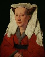 Portrait of Margaret van Eyck, 1439