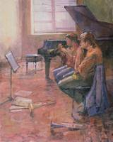 The Trumpet Lesson, 1998