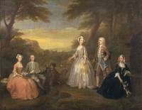 The Jones Family, c.1730-1