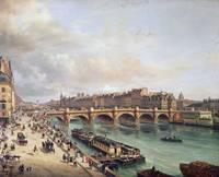 View of Pont Neuf, 1832